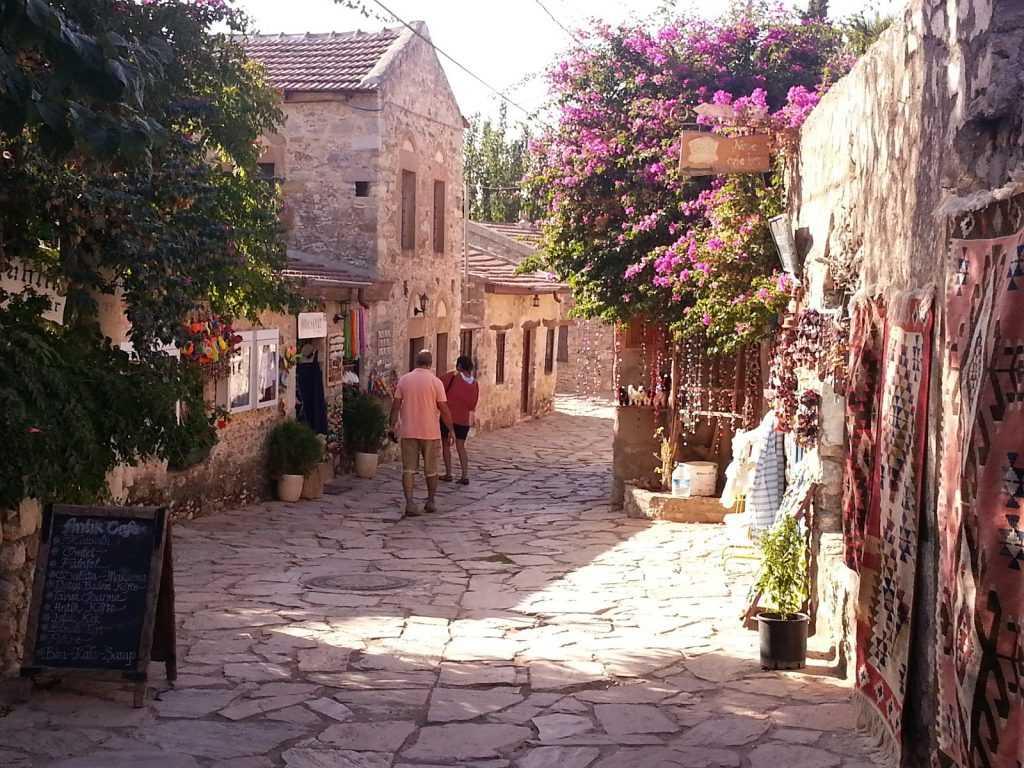 Eski Muğla Sokakları