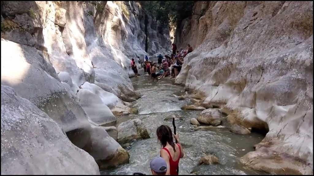 Gökbük Kanyonu