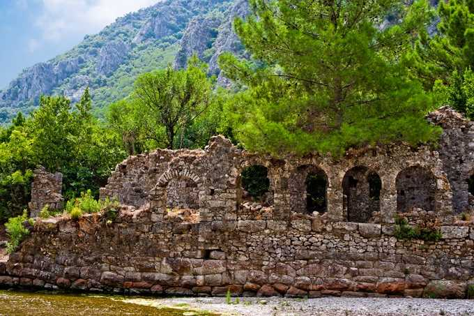Olympos Antik Kenti